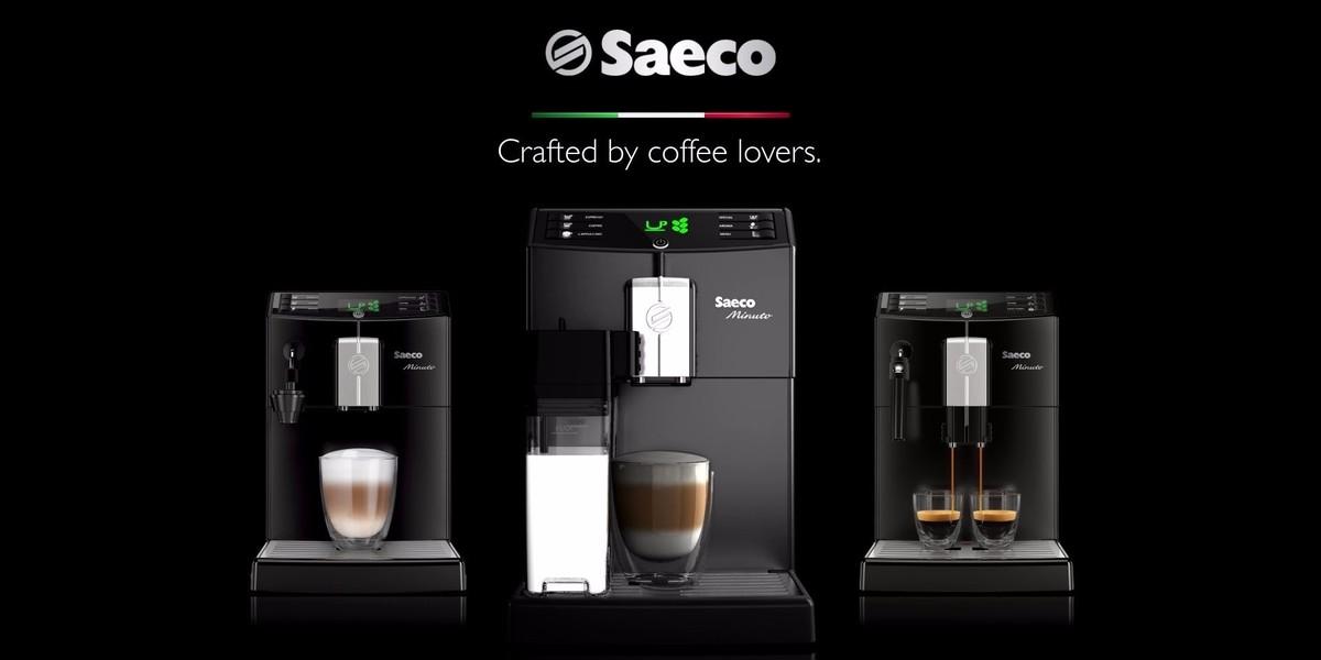 máy pha cà phê cho khách sạn, máy pha cà phê saeco, máy pha cafe tự động