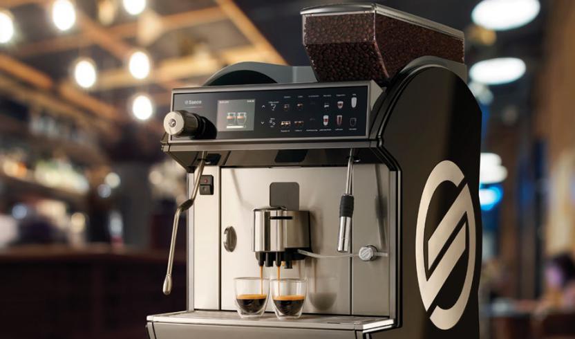 Saeco Idea cappuccino restyle, máy pha cafe tự động, máy pha cà phê cappuccino