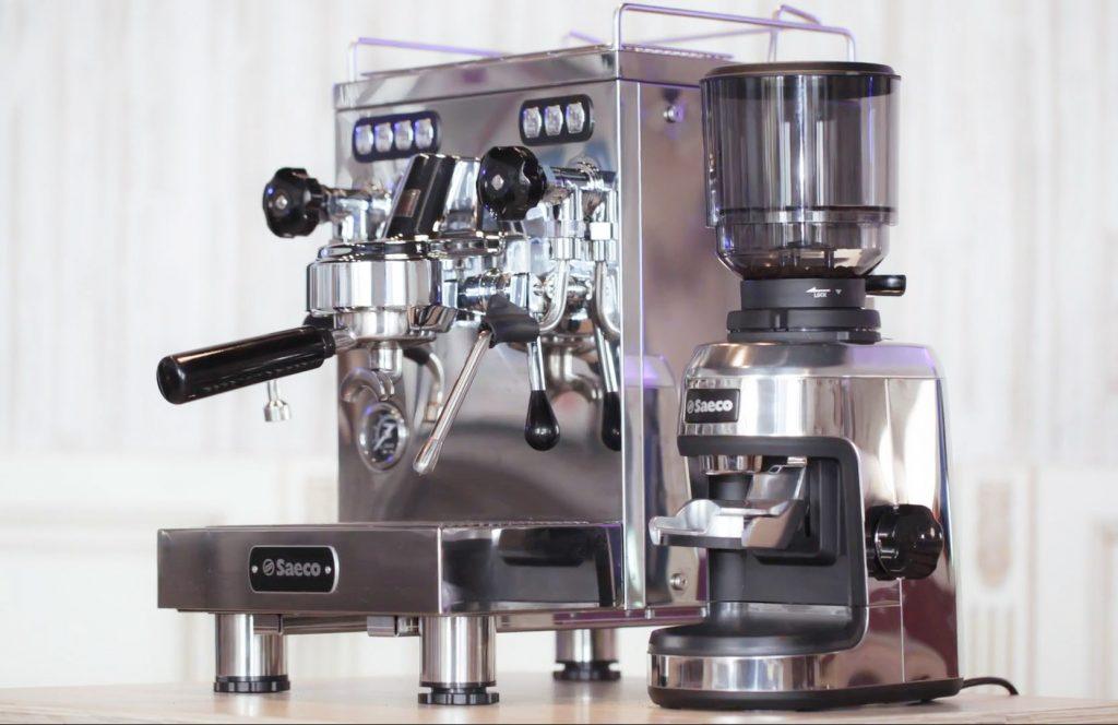 saeco se 50, máy pha cà phê cho quán, máy pha cà phê saeco, saeco việt nam