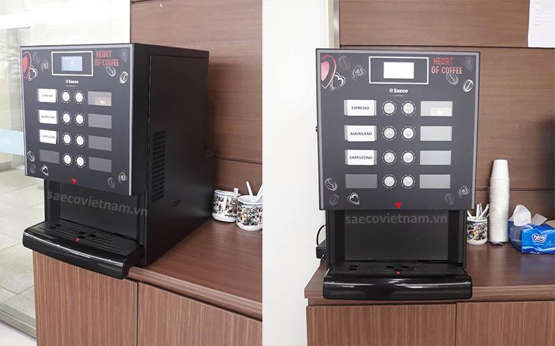máy pha cafe saeco