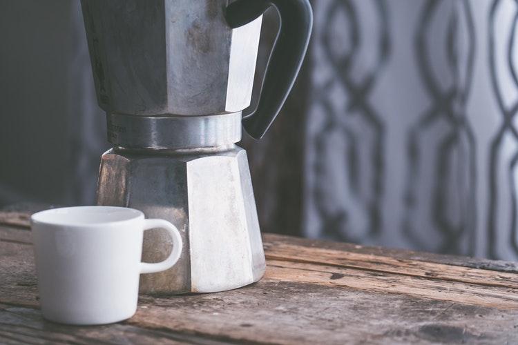 ấm pha cà phê